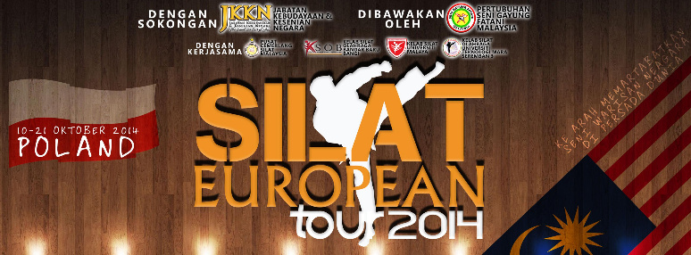 silat european tour 2014